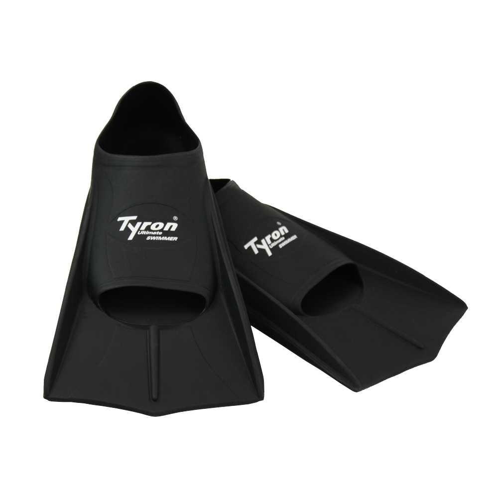 72c06439f9d8a TYRON Powerfins Kurzflossen (schwarz) | Fins | Equipment | Schwimmsport |  Schütt-Spezialversand für Sportartikel