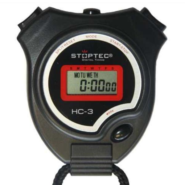 STOPTEC Stoppuhr HC-3