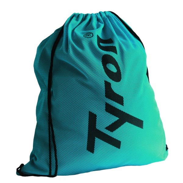 TYRON Mesh Bag III (pool green - 38 cm x 45 cm)