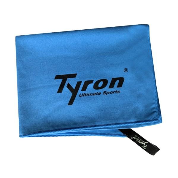 TYRON Handtuch Swim Towel III (blau 80cm x 50cm)