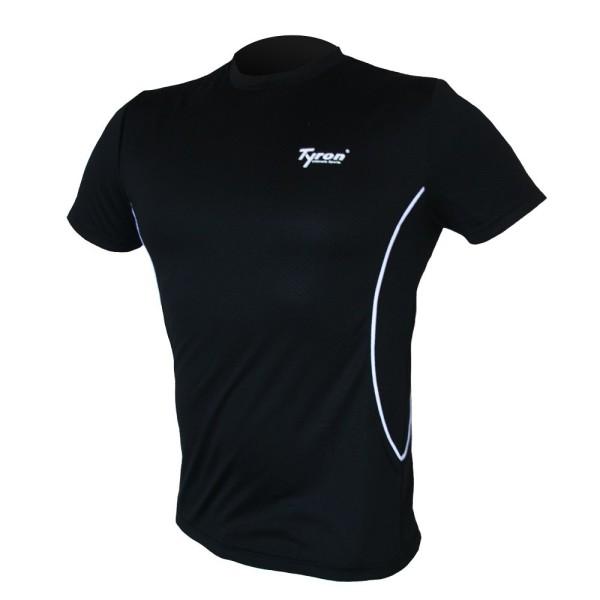 TYRON Laufshirt Proline-2 (schwarz)