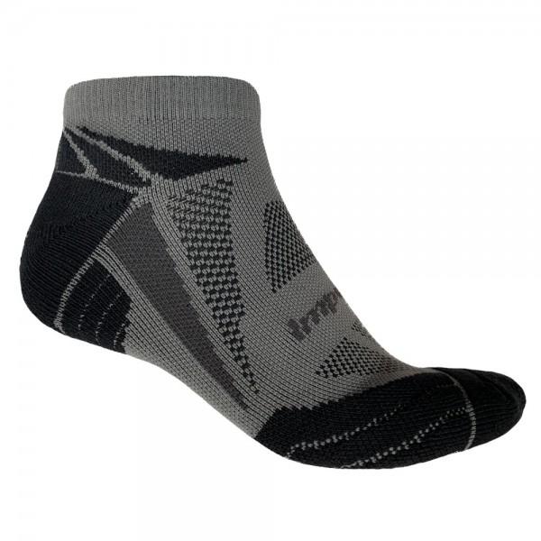 IMPERIAL Tischtennis Socke ITS-1 (schwarz/grau)