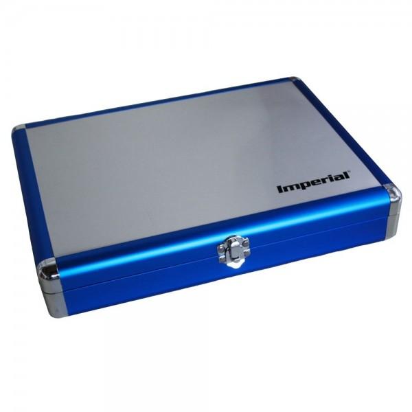 IMPERIAL Aluminium Schlägerkoffer (Blue Edition)