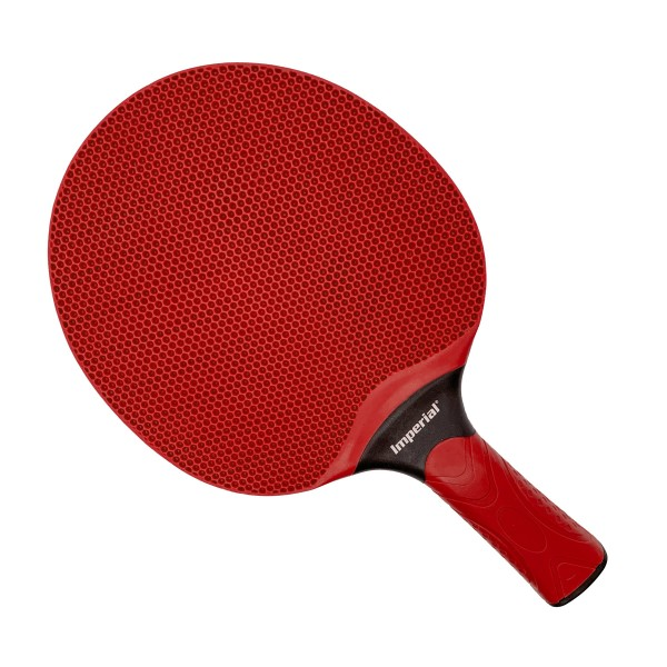 IMPERIAL Outdoor-Tischtennisschläger Power Strike (rot)