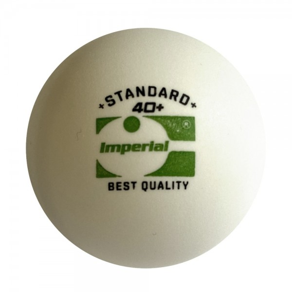 IMPERIAL Standard 40+ (72er - weiß)
