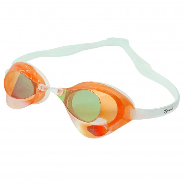 TYRON Performance Speed Goggle (orange verspiegelt)