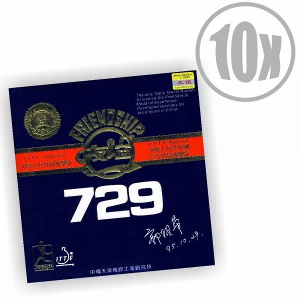 10er Paket Friendship Super FX 729 (CS-Version)