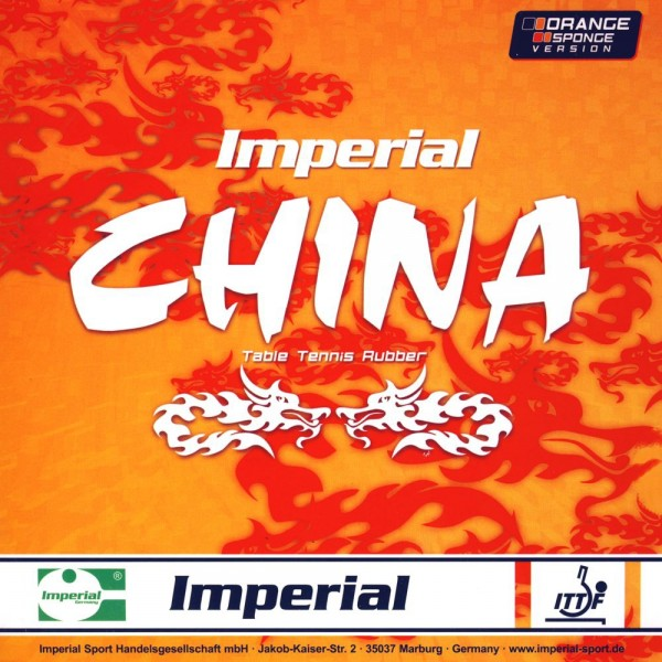 IMPERIAL China Orange Sponge