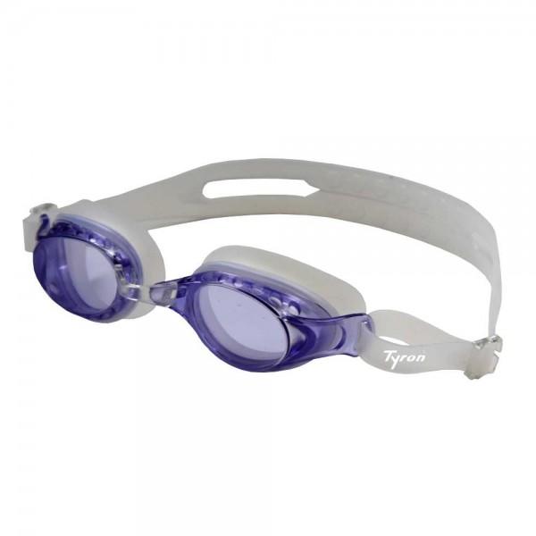 TYRON Schwimmbrille (blau/violett)