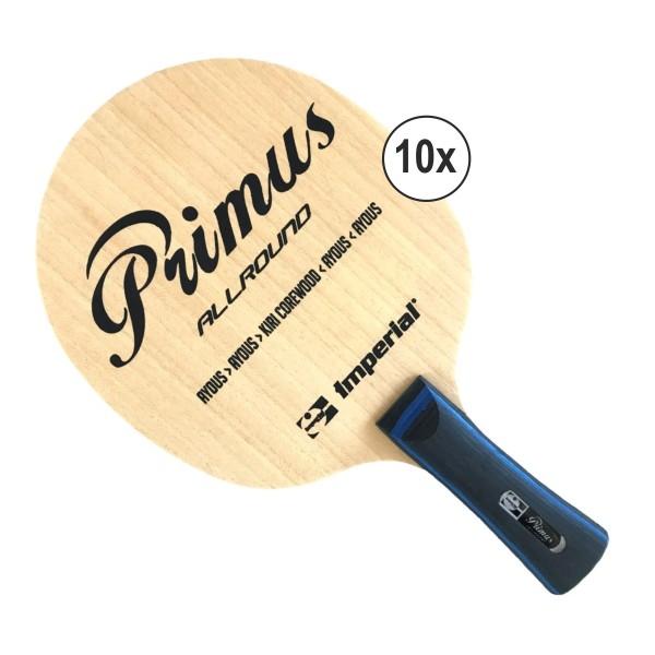 Kombiangebot Tischtennis KT-2104 (10 x Primus AR)