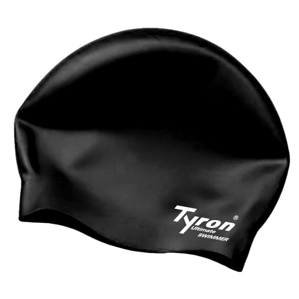 TYRON Volumen Soft Touch Badekappe