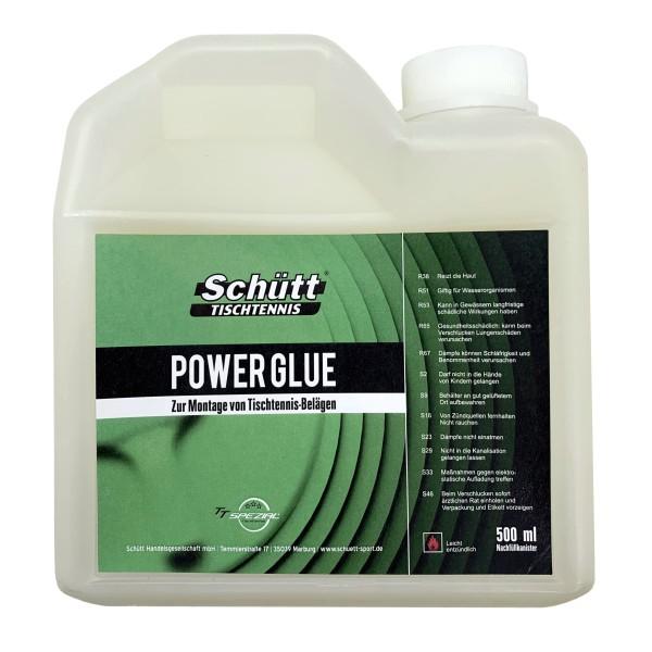 SCHÜTT Power-Glue Belagkleber Nachfüllkanister (500 ml)