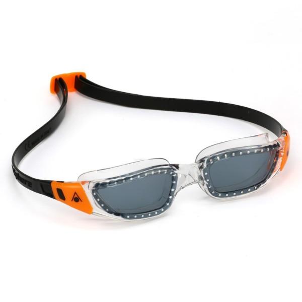 AQUA SPHERE Tiburon schwarz/orange - getönt)