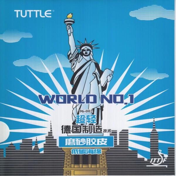 TUTTLE World No 1