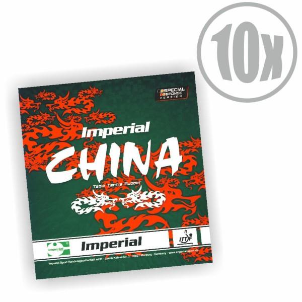 10er Paket Imperial China Special Sponge