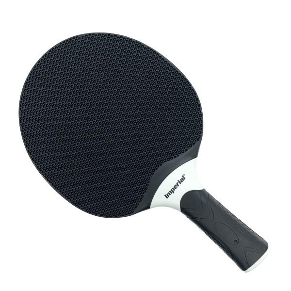 IMPERIAL Outdoor-Tischtennisschläger Power Strike (schwarz)