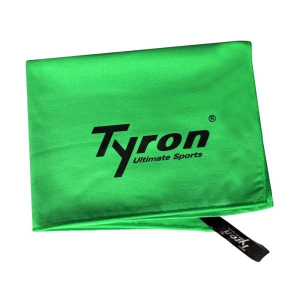 TYRON Handtuch Swim Towel III (grün 80cm x 50cm)