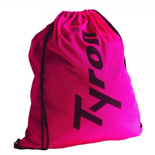 TYRON Mesh Bag III (pink - 38 cm x 45 cm)
