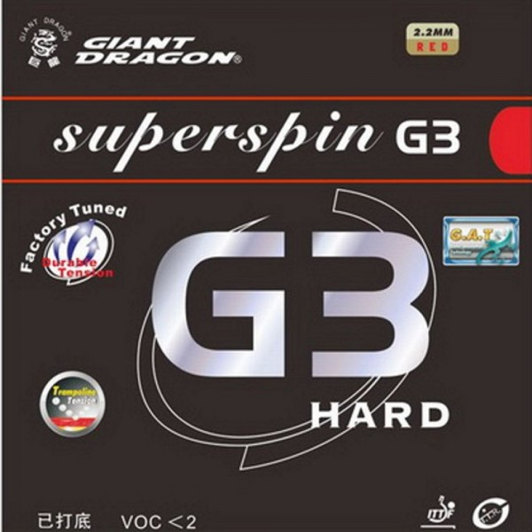 GIANTDRAGON Superspin G3 Hard