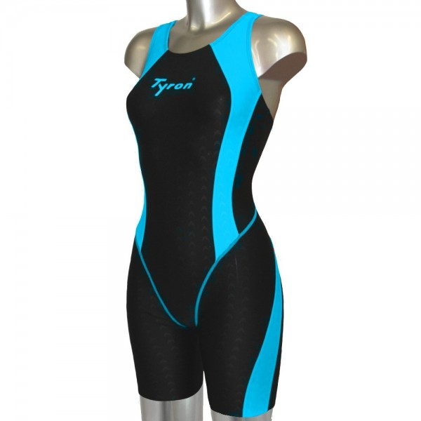 TYRON Speed Line Schwimmanzug Full-Knee (blau)