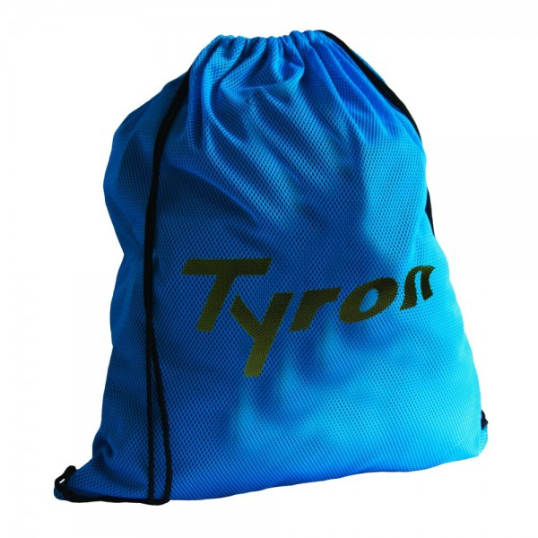 TYRON Big Mesh Bag (blau - 45 cm x 65 cm)