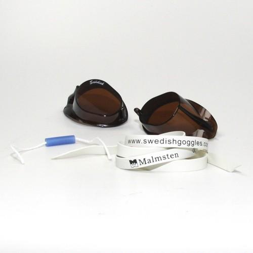 MALMSTEN Schwedenbrille Standard (rauch)