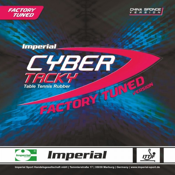 IMPERIAL Cyber Tacky Factory Tuned
