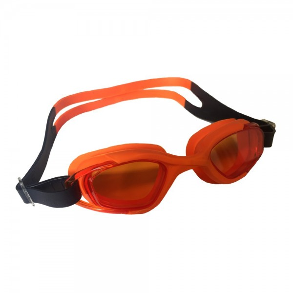 TYRON Kinder-Schwimmbrille Cobra (orange/blau)