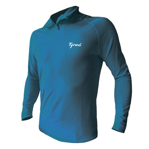 TYRON Longshirt LZ1 (blau)