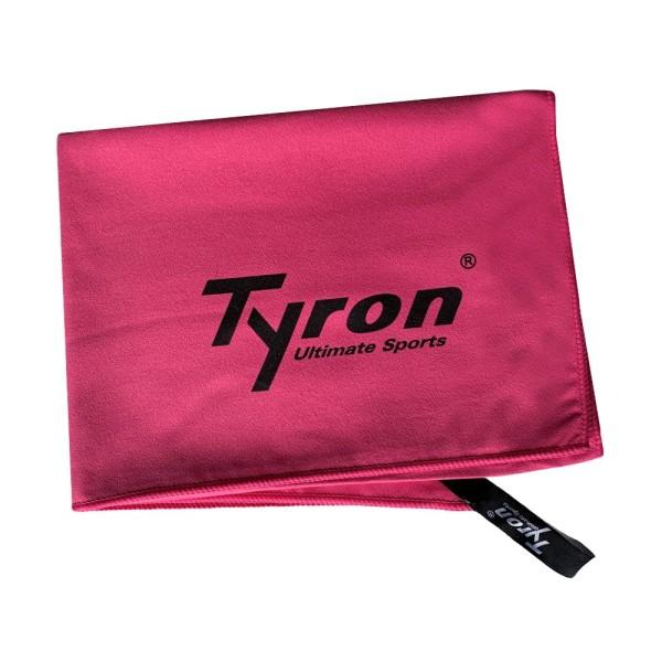 TYRON Handtuch Swim Towel III (pink 80cm x 50cm)