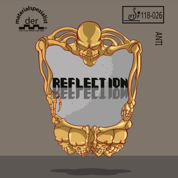 DER MATERIALSPEZIALIST Reflection
