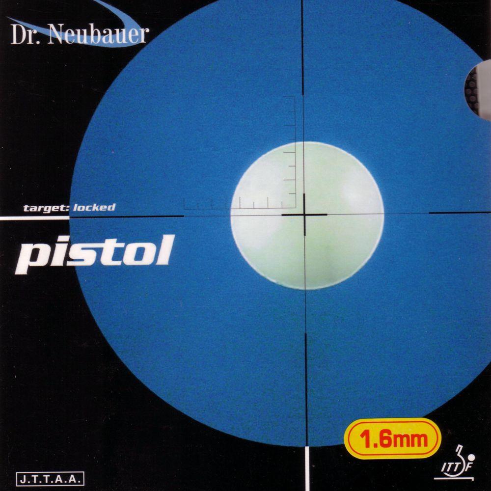 Neubauer Kantenband 9mm für 1 Schläger blau Dr