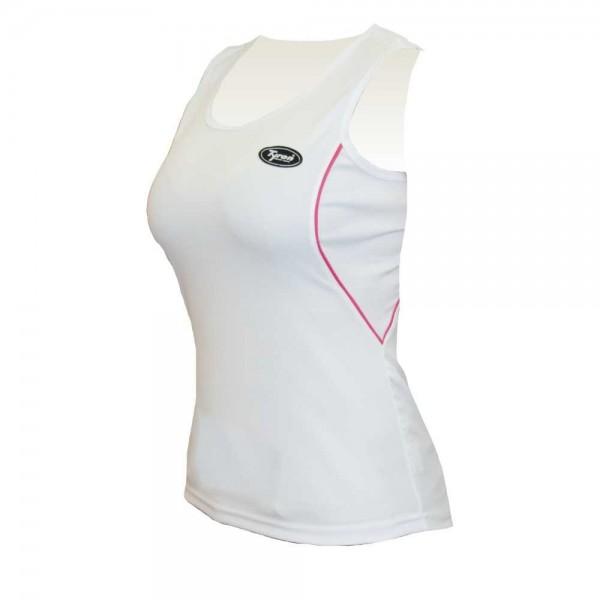TYRON Lady Laufsinglet Proline-1 (weiß)