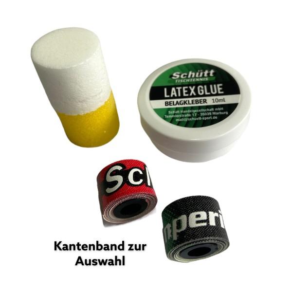 SCHÜTT Latex Glue - VOC-frei Montageset (10ml)