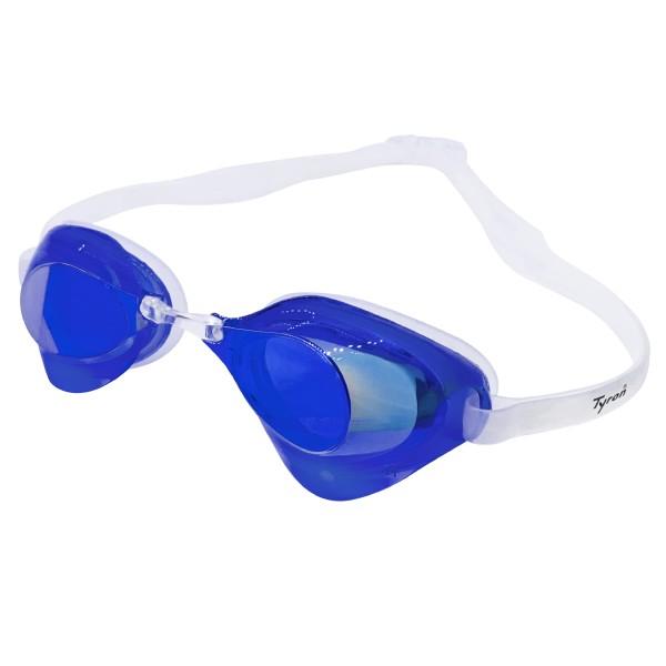 TYRON Performance Speed Goggle (dunkelblau verspiegelt)