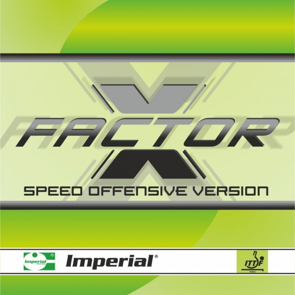 IMPERIAL Factor Speed Offensiv Version
