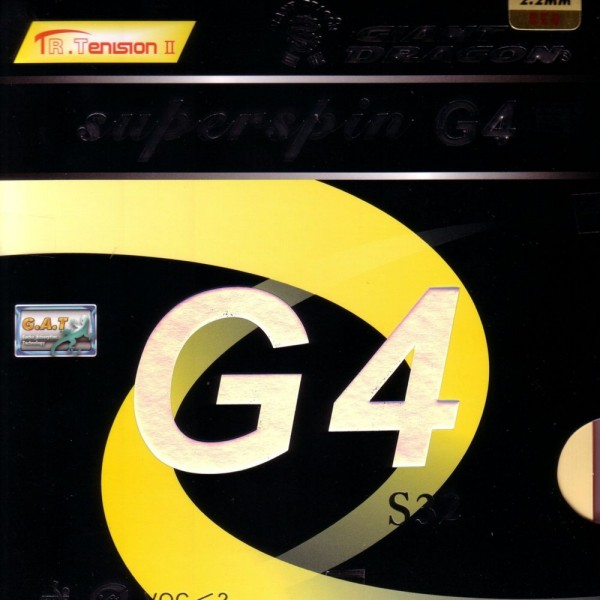 GIANTDRAGON Superspin G4 S32