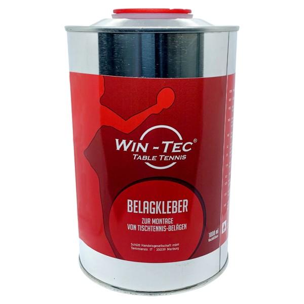 WIN-TEC Belagkleber Nachfüllflasche (1000ml)