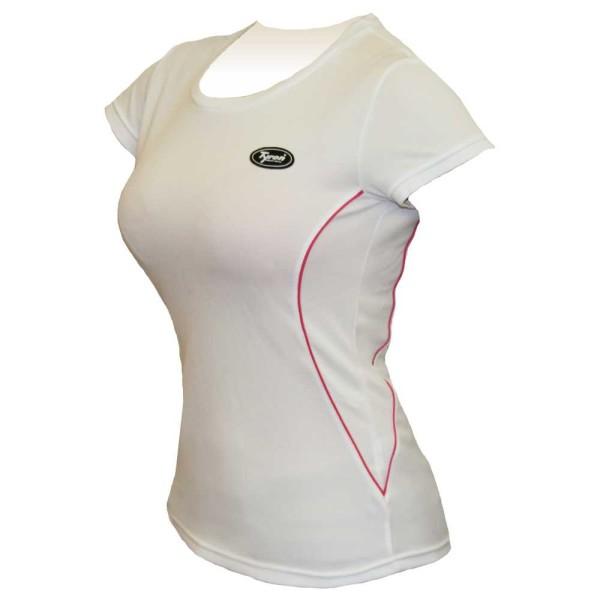 TYRON Lady Laufshirt Proline-1 (weiß)