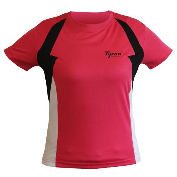 TYRON Lady Shirt Teamline-1 (magenta)