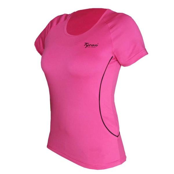 TYRON Lady Sportshirt Proline-1 (magenta)