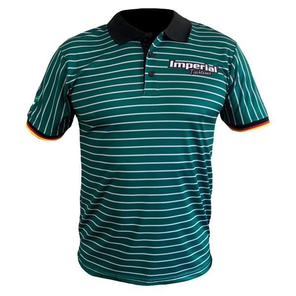 IMPERIAL Poloshirt Germany (grün)