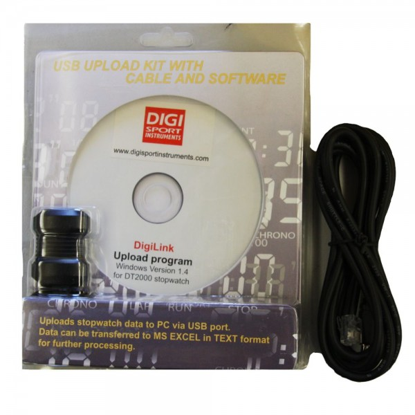 DIGI EDV-Anschluss-Set II (für Printtimer DT2500P)