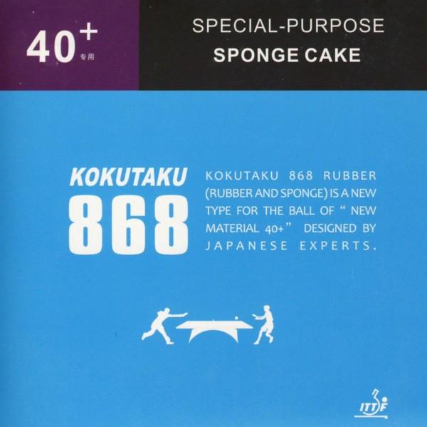 KOKUTAKU 868 40+ Sponge Cake Soft
