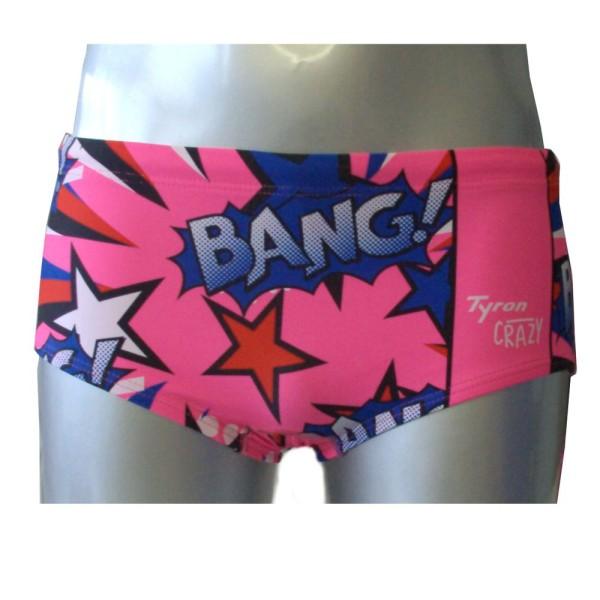 TYRON Crazy Bang Pink Panty