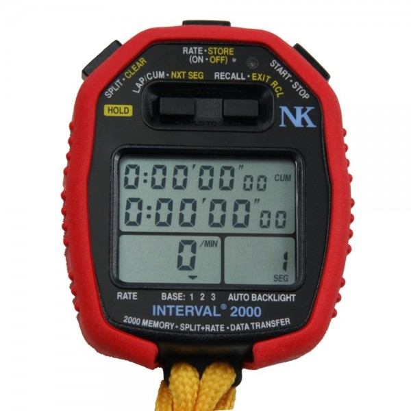 NK Trainer-Uhr Interval 2000 [2000 Memory]
