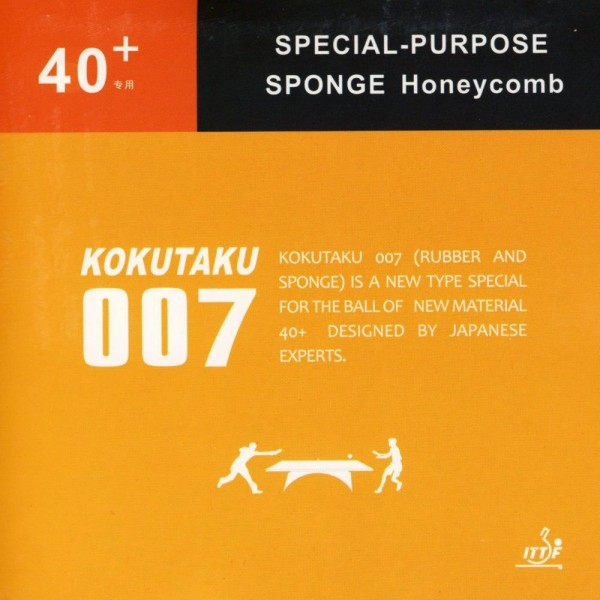 KOKUTAKU 007 40+ Honeycomb Soft