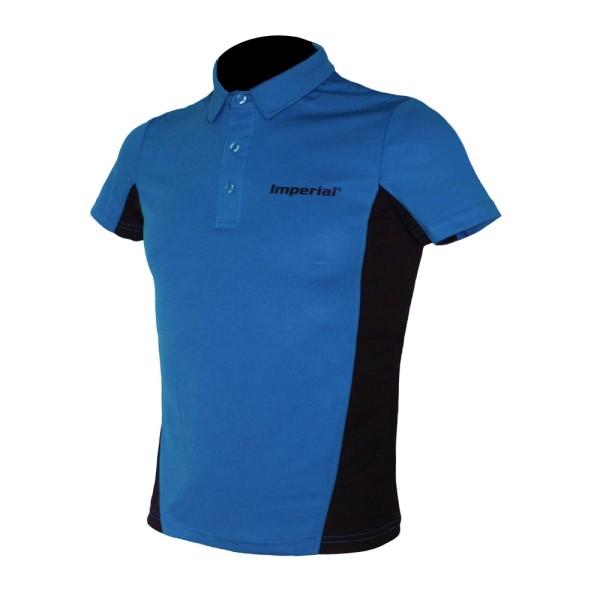 IMPERIAL Shirt F-6 (blau/schwarz)