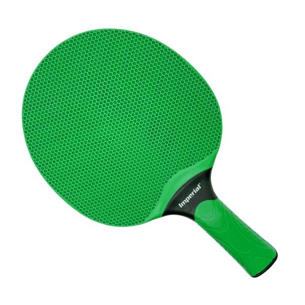 IMPERIAL Outdoor-Tischtennisschläger Power Strike (grün)