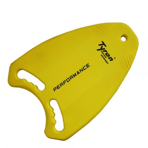 TYRON Performance Kickboard (gelb)